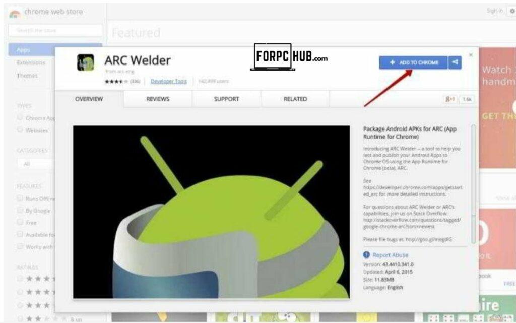 ARC Welder For PC